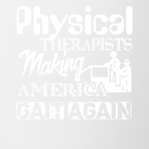 America Gait Again Funny Physical Therapist Shirt - Coffee/Tea Mug
