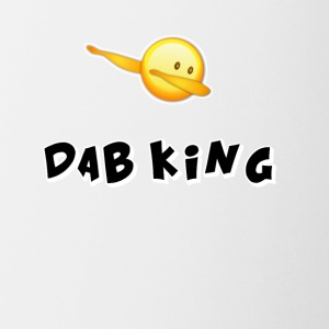 dab emojiiking dabbing football touchdown mooving - Coffee/Tea Mug