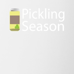 Pickling Season Graphic Tee Shirt - Coffee/Tea Mug
