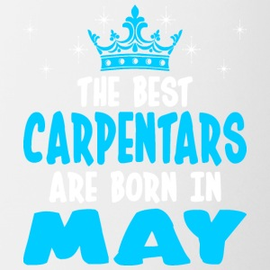 The Best Carpentars Are Born In May - Coffee/Tea Mug