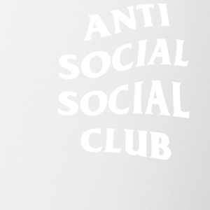 Anti Social Club - Coffee/Tea Mug