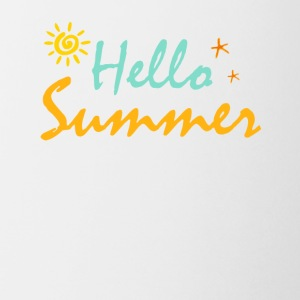HELLO SUMMER - Coffee/Tea Mug