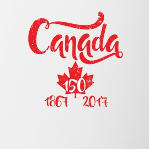 CANADA 150 Years Anniversary 1867-2017 - Coffee/Tea Mug