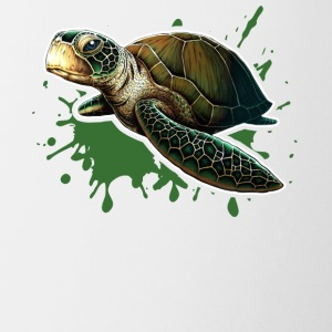 Sea Turtles Tee Shirt - Coffee/Tea Mug