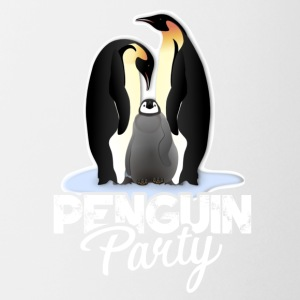 Penguin Party Clothes - Coffee/Tea Mug