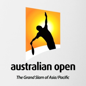 AUSTRALIA OPEN LOGO 2 - Coffee/Tea Mug