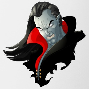 Count Dracula Vampire Monster - Coffee/Tea Mug