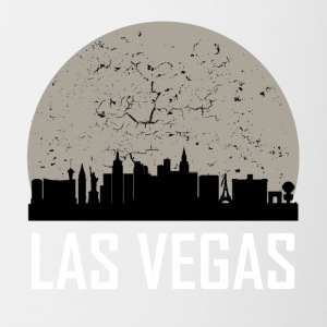 Las Vegas Full Moon Skyline - Coffee/Tea Mug