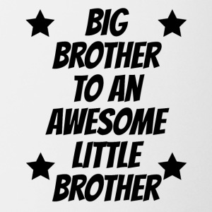 Big Brother To An Awesome Little Brother - Coffee/Tea Mug