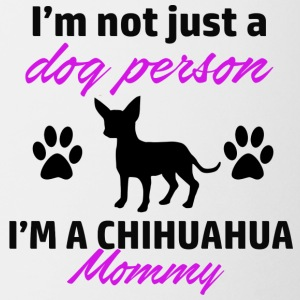 chihuahua design - Coffee/Tea Mug
