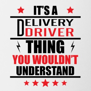 It's A Delivery Driver Thing - Coffee/Tea Mug