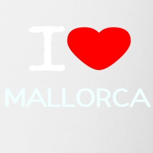 I LOVE MALLORCA - Coffee/Tea Mug
