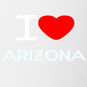 I LOVE ARIZONA - Coffee/Tea Mug