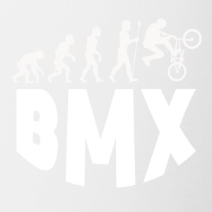 BMX Evolution - Coffee/Tea Mug