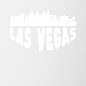 Las Vegas NV Cityscape Skyline - Coffee/Tea Mug