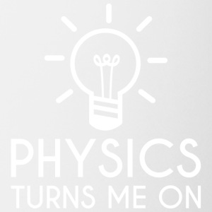 Physics Turns Me On - Coffee/Tea Mug