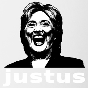 Hillary Justice (Just Us) - Coffee/Tea Mug