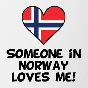 Someone In Norway Loves Me - Coffee/Tea Mug