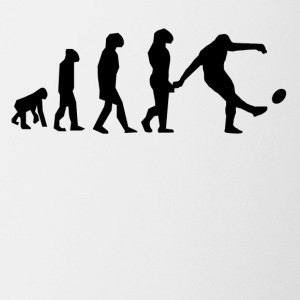 Rugby Kick Evolution - Coffee/Tea Mug