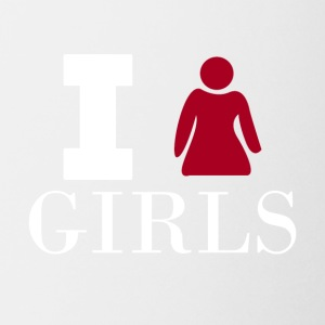 I girls - Coffee/Tea Mug