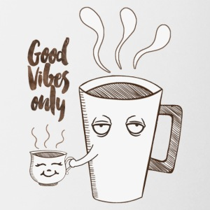 Coffee Good Vibes Only - Coffee/Tea Mug