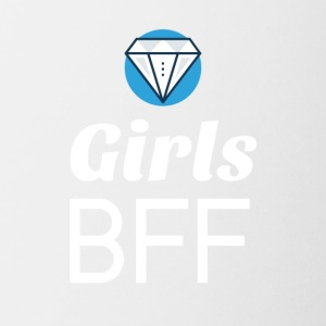 Girls BFF are Diamonds - Coffee/Tea Mug
