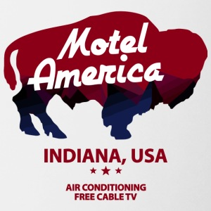 Indiana Of Motel America Free - Coffee/Tea Mug