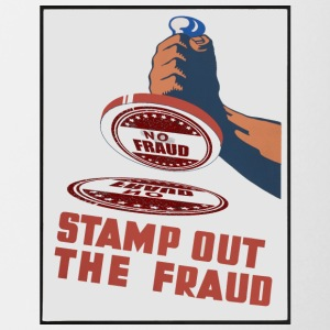 stamp out fraud - Coffee/Tea Mug