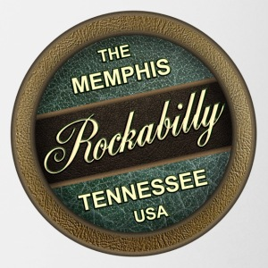 The Memphis Rockabilly Music Tennessee - Coffee/Tea Mug