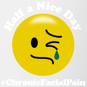 #ChronicFacialPain - Coffee/Tea Mug