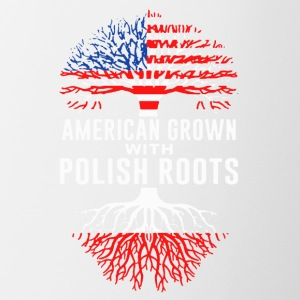Polish Roots Tee Shirt - Coffee/Tea Mug