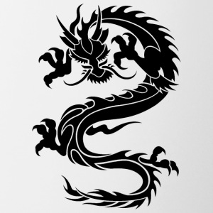 Dragon Tatoo - Coffee/Tea Mug