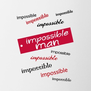 impossible man - Coffee/Tea Mug