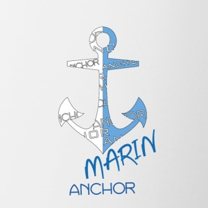 Anchor of the ship - Coffee/Tea Mug