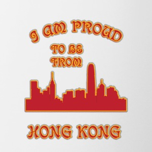 honG kong I am proud to be from - Coffee/Tea Mug