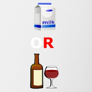 milk or wine - Coffee/Tea Mug