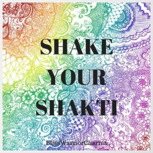 SHAKE YOUR SHAKTI - Coffee/Tea Mug
