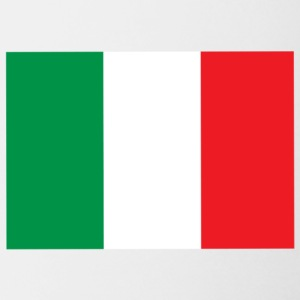 italian flag - Coffee/Tea Mug