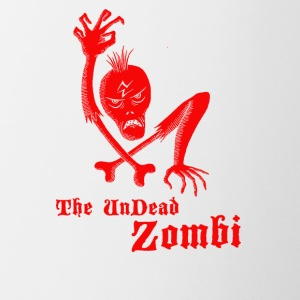 The undead zombi - Coffee/Tea Mug