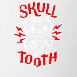 Skull Tooth - Coffee/Tea Mug