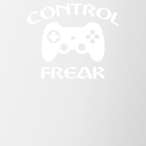 Control Freak Funny Gamer - Coffee/Tea Mug