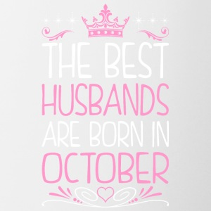 The Best Husbands Are Born In October - Coffee/Tea Mug