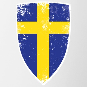 Flag of Sweden - Coffee/Tea Mug