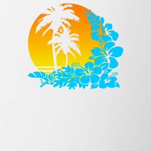 Palm Sunset - Coffee/Tea Mug