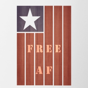 July 4th FREE AF - Coffee/Tea Mug