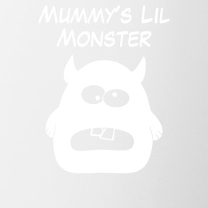 Mummys Little Monster - Coffee/Tea Mug