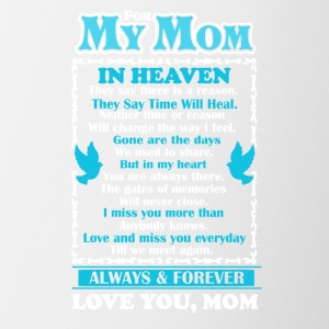 Mom In Heaven Shirt - Coffee/Tea Mug