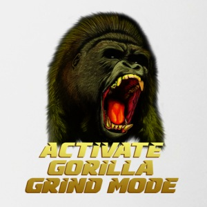 Gorilla Grind Mode - Coffee/Tea Mug