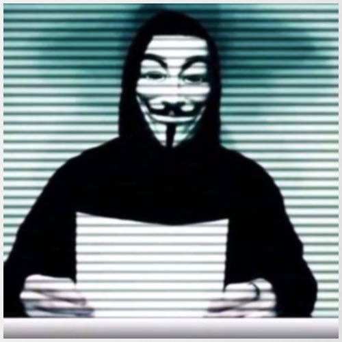 Anonymous Live - Coffee/Tea Mug