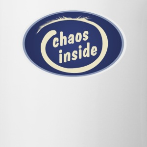chaos inside - Coffee/Tea Mug
